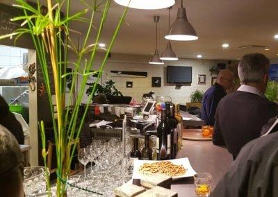 Soirée ANtes restaurant